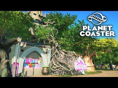 Planet Coaster - Ресторанный бизнес #13