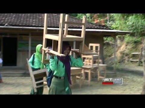 NET. JATIM - POTRET IRONI PENDIDIKAN DI JAWA TIMUR