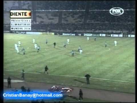 Uruguay 1 Peru 3 Eliminatorias Alemania  2006 Los goles (Resumen Completo)