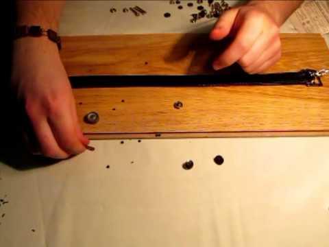 Как сделать поводок для собаки из подручных материалов