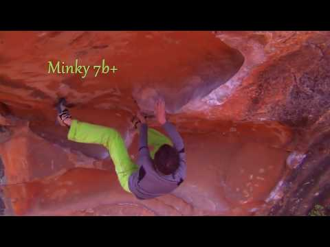 Bouldering in Rocklands 2011
