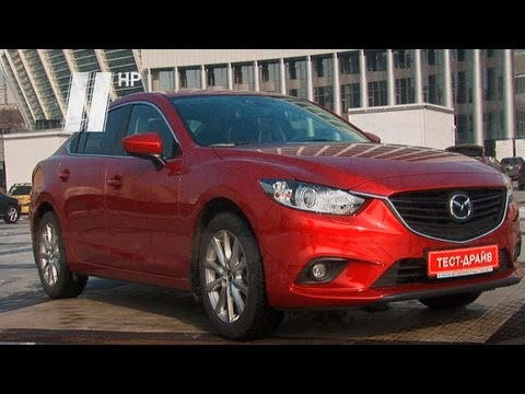 Mazda 6.