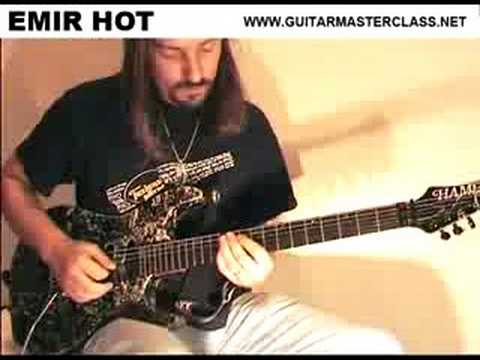 Emir Hot - GMC - Rock ballad style improvisation