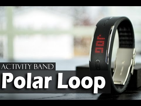 POLAR LOOP with Heart Rate Monitor - Review