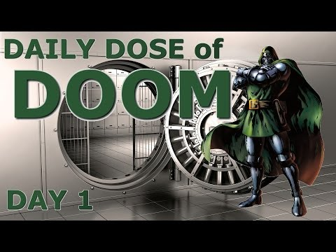 Marvel Avengers Alliance: Daily Dose of Doom - Day 1