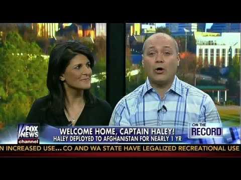 South Carolina Gov. Nikki Haley on FOX News' On The Record with Greta Van Susteren