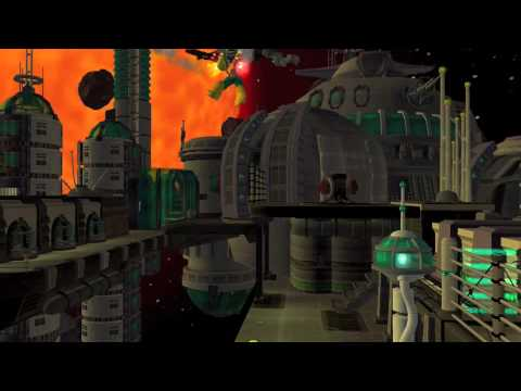 Ratchet & Clank Soundtrack: Gemlik Base, Oltanis Orbit