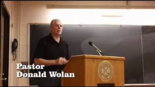 Video: Jesus: Prophet or God? - Shadid Lewis vs Donald Wolan