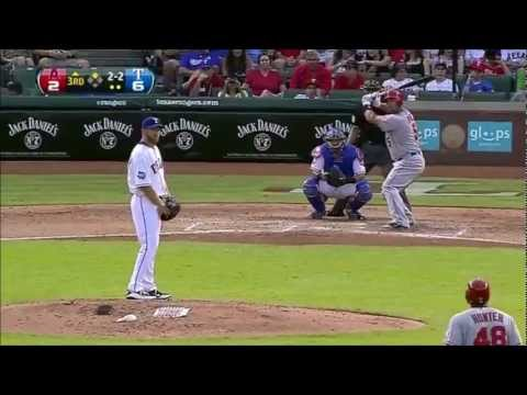 Albert Pujols 2012 Highlights