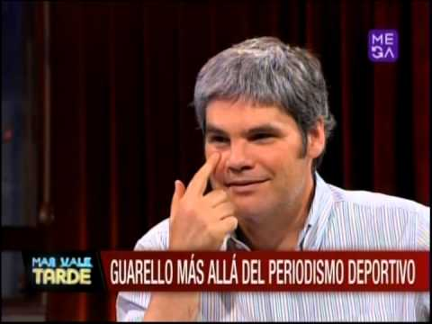 Juan Cristóbal Guarello:
