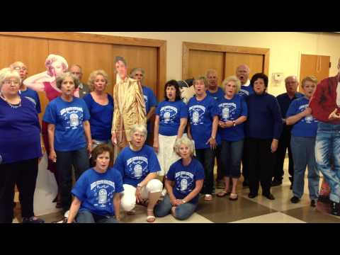 Tulsa Daniel Webster High School's Alma Mater sung by the Class of 1959, 2013