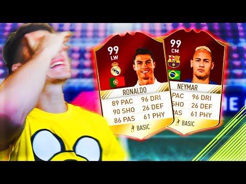 ЛУЧШИЕ из ЛУЧШИХ !!! ✪ FIFA 17 - ДОНЫШКО ✪ [#26]
