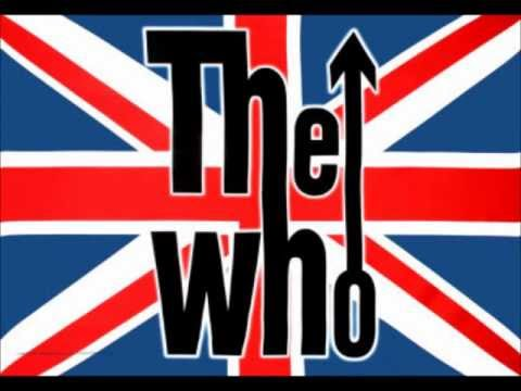 The Who - Athena (+lyrics)