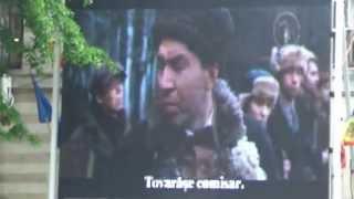 Filme de propagandă la Prozelit-Cinema, dar niciun spectator