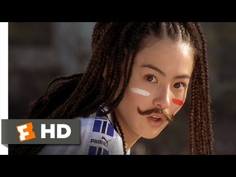 Shaolin Soccer (812) Movie CLIP - Shaolin Soccer vs. Team Mustache...