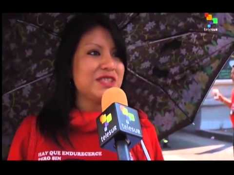 Mexico: Teachers Day Marked by Protests not Celebrations