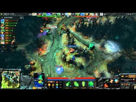 HGT vs LV Game 3  Sina Cup  DotaCapitalist