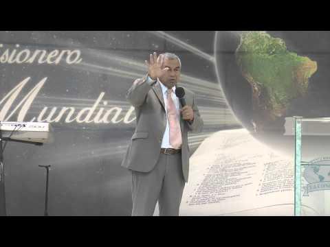 14-12-2014 Jesucristo el cordero de Dios (Rev. Samuel Mejia)