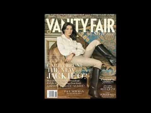 Graydon Carter Introduces the September 2008 VANITY FAIR