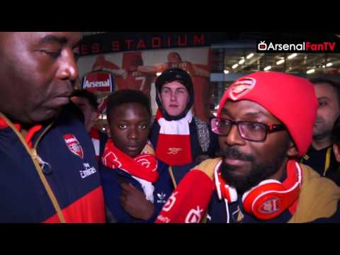 Arsenal v Norwich 1-0 | Fans Should Not Protest When The Game Is On says TY