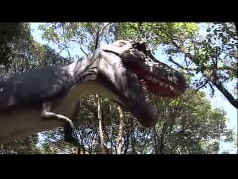 Zoológico de São Paulo inaugura exposição com dinossauros - 10/09/2014