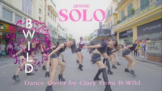 Kpop In Public Challenge Jennie Blackpink 블랙핑크 39 Solo 39 Dance By B Wild From Vietnam