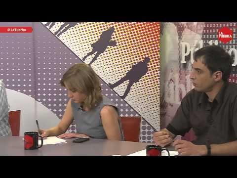 La Tuerka: Iglesia vs PP, Aguirre y el turismo, Medios vs política y Varoufakis.