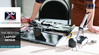 Laptop Repair Canberra | Call Us (02) 8081 2555 | Free Quote