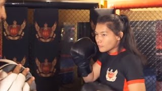 Super Fight League: One Round with Asha Roka
