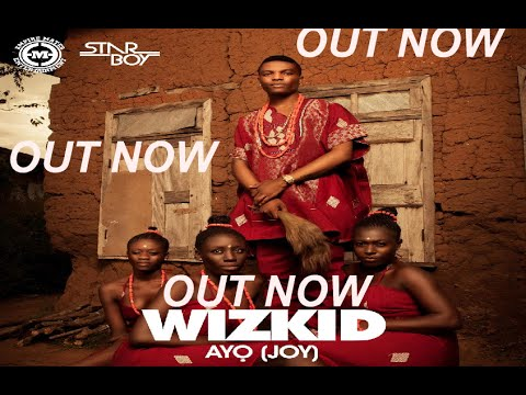 Wizkid - Ojuelegba (OFFICIAL AUDIO 2014)