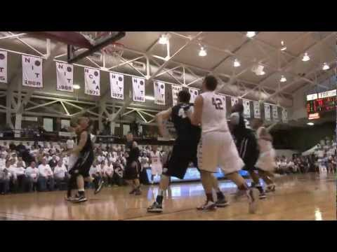 Fordham Men's Baseketball vs. #11 Butler - Sights & Sounds