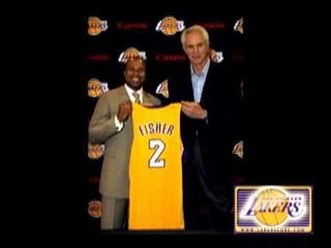 Derek Fisher is a Los Angeles Laker Again