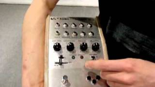 KOMA Elektronik - Development Video #3 - BD101 Prototype - Musikmesse 2011