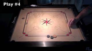 10 Easy Defensive Carrom Plays for Winners