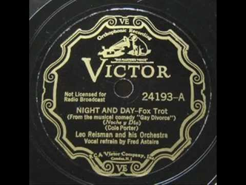 Fred Astaire - Night And Day 1932 - Cole Porter Songs