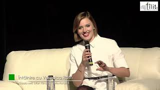 Serile FILIT - 6 octombrie 2018 - Întâlnire cu Veronica Roth