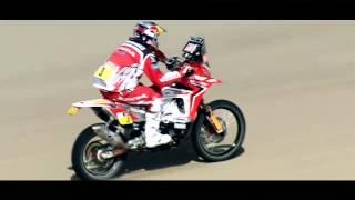 Team HRC - Dakar 2013, SS2