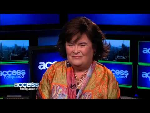 Susan Boyle (Q & A) ~ 6th Album, Upcoming U.S. Tour, How Life's Changed (25 Jun 14)