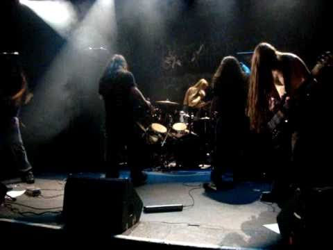 Bloodmist and Bonedust (Live)