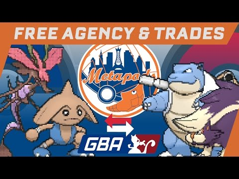 New York Metapods Trades and Free Agency! Week 7 Global Battle Association