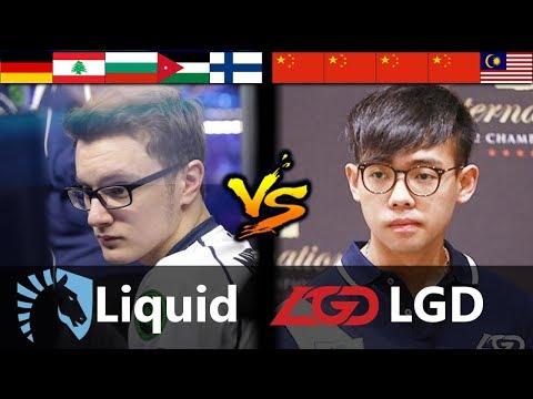 Liquid vs LGD - [Miracle- STORM vs Maybe SF] - DotA2HL 383