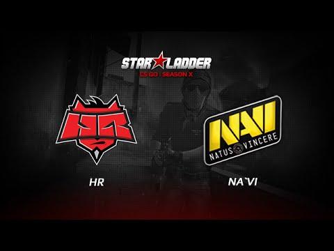 HellRaisers vs NaVi Game 1 CS:GO SLTV S10