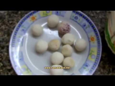 Чакка - рецепт приготовления (www.samarkand.me)