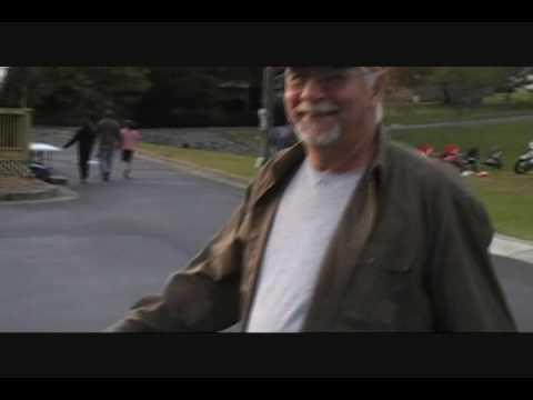 Filming Larry Shuler (hotel clerk from My Cousin Vinny)