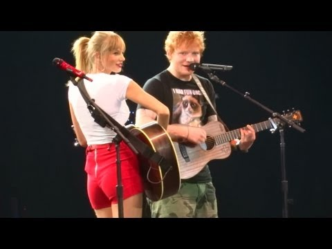 Taylor Swift - everything Has Changed [feat. Ed Sheeran] (live In Los Angeles 8-19-13) video