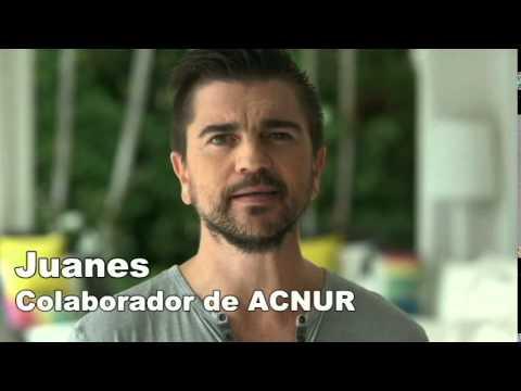 Juanes felicita a las Mariposas de Alas Nuevas #PremioNansen ACNUR