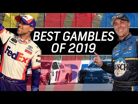 Best NASCAR gambles of 2019 ahead of Vegas | Motorsports on NBC