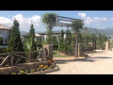 Camping Arbi (albanie) video