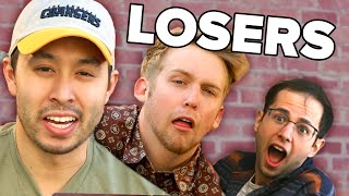 Losers Eat The Smelliest Food In The World (Surströmming)