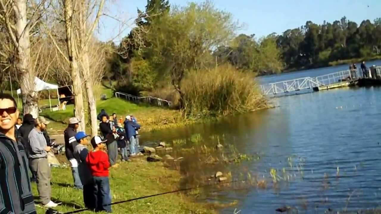 11th annual gvrd kids fishing derby vallejo northern for Benicia fishing report